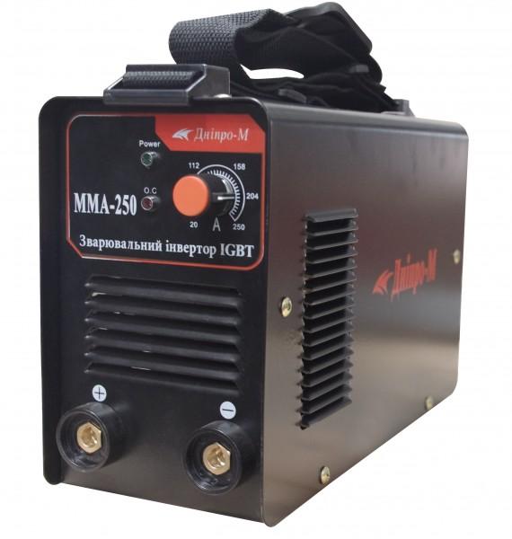 Сварочный инвертор Дніпро-М mini ММА 250 B(кейс)