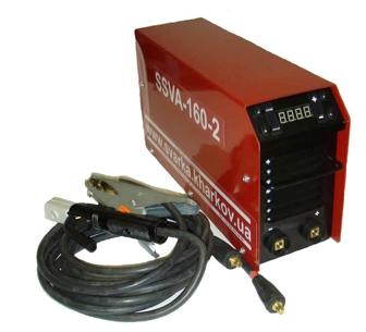 Сварочный инвертор SSVA-160-2 190A