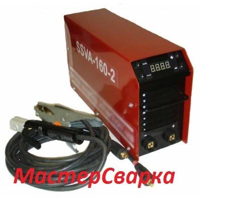 Сварочный инвертор ( ССВА )SSVA-160-2