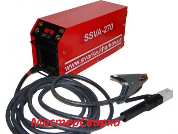 Сварочный инвертор ( ССВА ) SSVA-270 на 380 Вольт