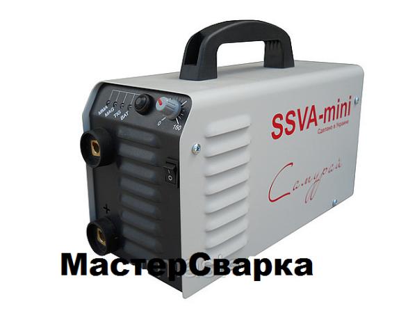"Сварочный инверторный аппарат SSVA MINI-160  ""САМУРАЙ "" Винница."