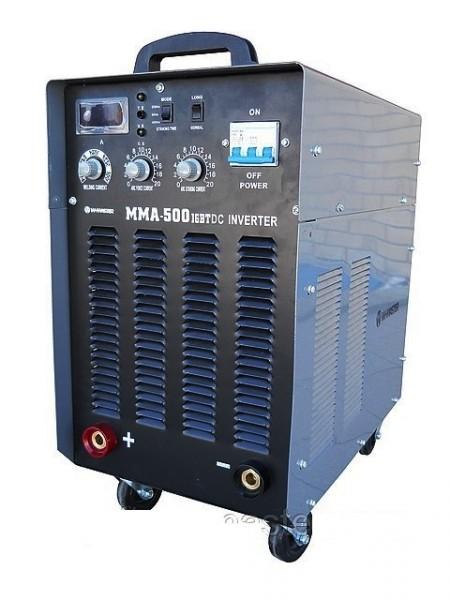 Сварочный инверторный аппарат W-MASTER MMA-500