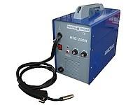 Сварочный полуавтомат Искра MIG-200 В комплекте с горелкой и кабелем массы.