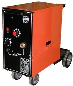 Сварочный полуавтомат ПДГ-200 В комплекте с горелкой и кабелем массы.