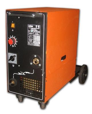 Сварочный полуавтомат ПДГ-252 В комплекте с горелкой и кабелем массы.