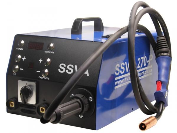Инверторный сварочный полуавтомат SSVA-270-P ( 220В )