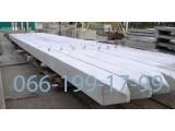 Свая С 40-35-3 Сваи цельные. Сечение 350x350, серия 1.011.1-10