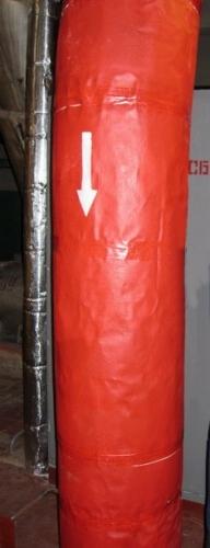 Сверхтонкий керамический теплоизоляционный материал Фольгокерамик