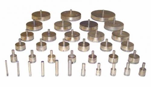 Сверла алмазные трубчатые (САТ)для сверления отверстий в техническом стекле и других неметаллических материалах.