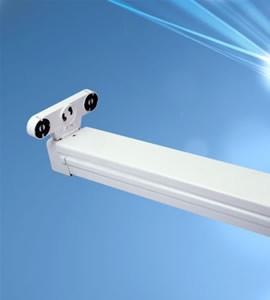 Светильник люминесцентный открытый ЛПО 2х40Вт (дроссель)