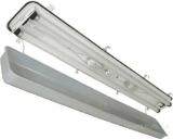 Светильники люминисцентные 2х36 IP65