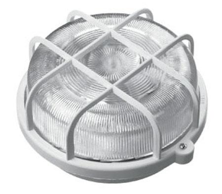 Светильники настенно-потолочные 60,100Вт IP54