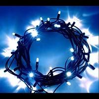 Светодидная световая цепочка LED String Light 120-12M 12 м синяя