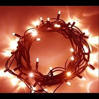Светодидная световая цепочка LED String Light 120-12M 12м красная