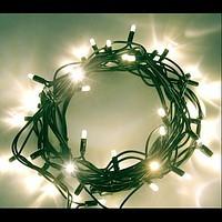 Светодидная световая цепочка LED String Light 120-12M 12м белая