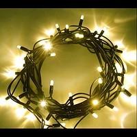 Светодидная световая цепочка LED String Light 120-12M теплая белая
