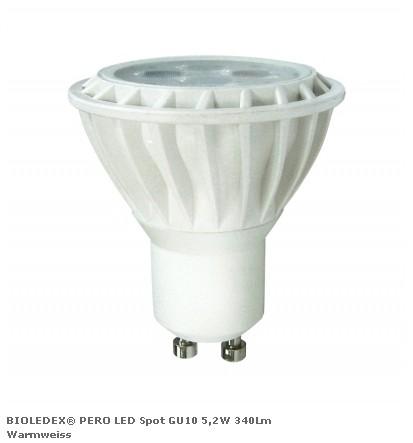 Светодиодная лампа серии BIOLEDEX PERO 5,2Вт 340Лм 3000K 220V
