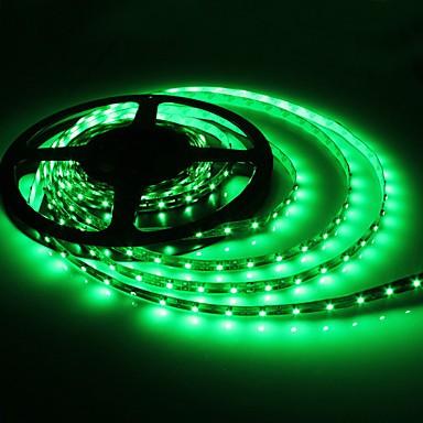 Светодиодная SMD лента Bioledex с зеленым светом 5 метров 25Вт