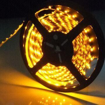 Светодиодная SMD лента Bioledex с желтым светом 5 метров 25Вт