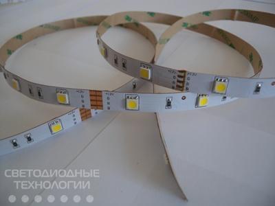 Светодиодная лента МТК-150WF5050-12