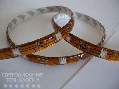Светодиодная лента МТК-300RF5050-12
