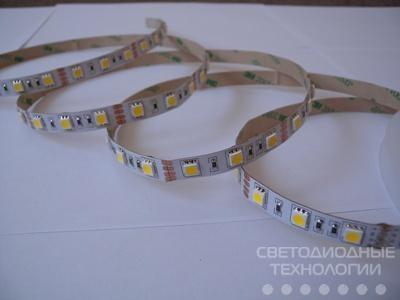 Светодиодная лента МТК-300RGB5050-12