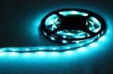 Светодиодная лента SMD 5050 30led IP20 Мощность – 7,2Вт цвета – белый, красный, синий, желтый, зеленый, RGB