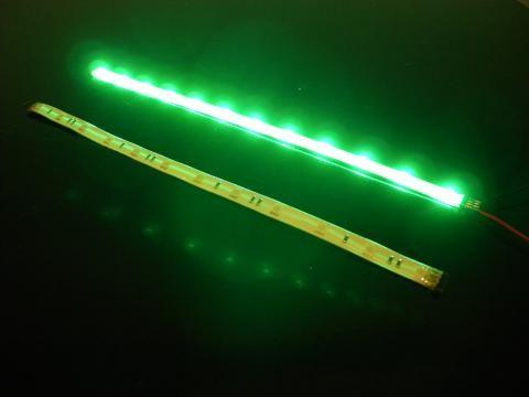 Светодиодные линейки MTK2-5050UGC-12(blac k)
