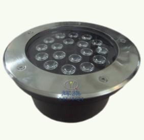 Светодиодные водонепроницаемые лампы для фонтанов и бассейнов. Со сменой цвета.