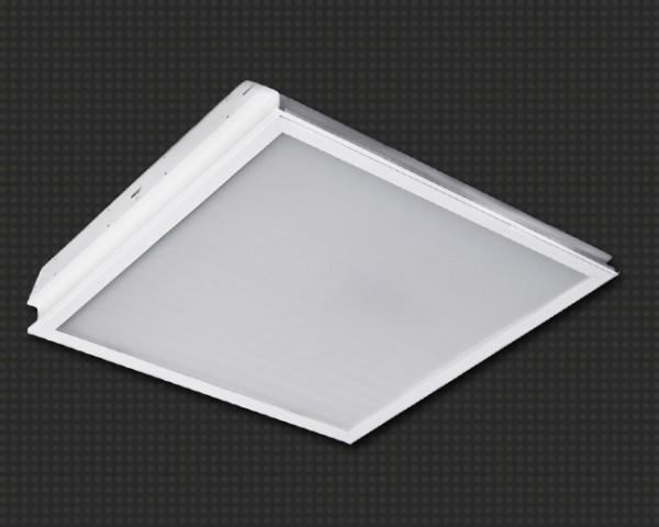 Светодиодный офисный светильник, встраиваемый, 19Вт, аналог ЛПО4*18, 2600Лм,600*600мм Гарантия -3года