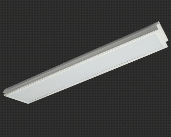 Светодиодный офисный светильник, встраиваемый, 19Вт, аналог ЛПО2*36, 2600Лм, 1190*294мм Гарантия -3года