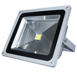 Светодиодный прожектор30Вт Световой поток(Лм) теплое свечение-2559, холодное-2790 Мощность 30Вт IP65