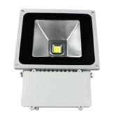 Светодиодный прожектор Световой поток(Лм) теплое свечение-5955, холодное-6515 Мощность 70Вт IP65
