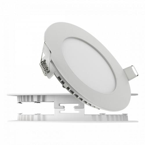 Светодиодный светильник 12W круг-170мм IP защита IP 44 Световой поток 860 Лм Напряжение питания 110-240 В