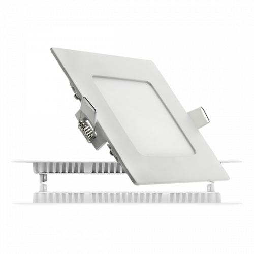 Светодиодный светильник 12W квадрат-170х170мм IP защита IP 44 Световой поток 860 Лм Напряжение питания 110-240 В