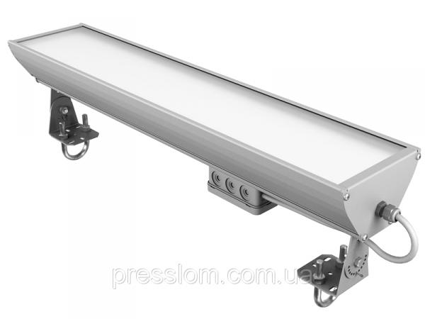 Светодиодный светильник для ЖКХ МЕРИДИАН, антивандальный