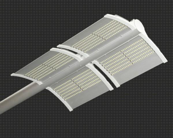 Светодиодный светильник уличный 125Вт, аналог ДРЛ400, 16800Лм, крепление на консоль или кронштейн