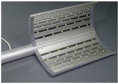 Светодиодный светильник уличный 90Вт, 15000Лм, крепление на консоль или кронштейн, IP65