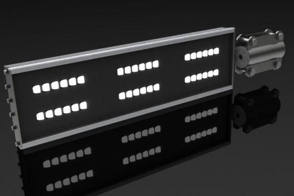 Светодиодный светильник уличный LED100, мощность 85Вт, аналог ДРЛ-400. Светодиоды CREE и LG. Гарантия -3 года