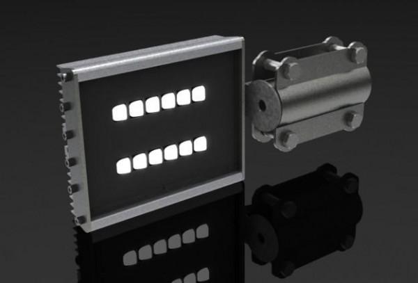 Светодиодный светильник уличный LED33, Украина, мощность 30Вт, аналог ДРЛ-125, ДНаТ-70. Гарантия -3 года