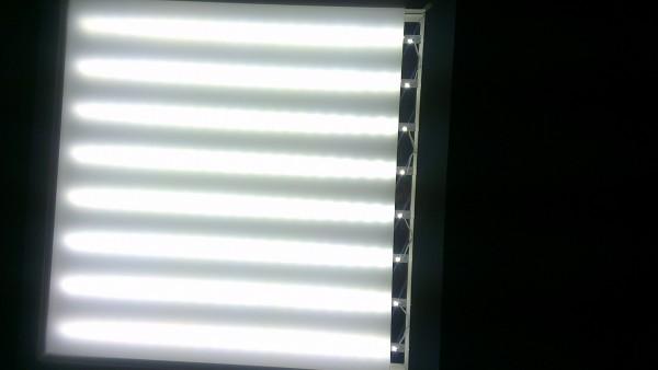 Светотехнический монолитный поликарбонат, Разсеиватель, защитное стекло, поликарбонат, (Молочка), Опал 1,5мм