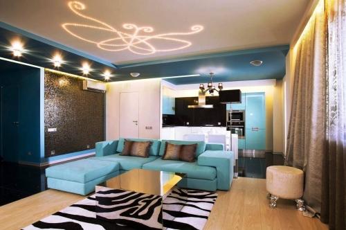 Световой дизайн DIPLINE Вы просто рисуете светодиодами на потолке, стенах обновляя интерьер