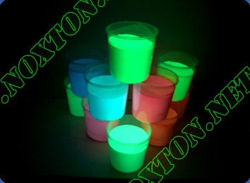 Светящаяся краска для металлических поверхностей Ultra Расход светящейся краски: до 13 м2 /л. в 1