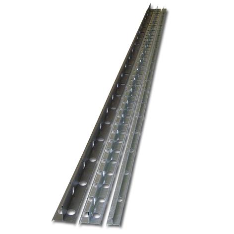 T – профиль для бетонных полов. Высота 45мм