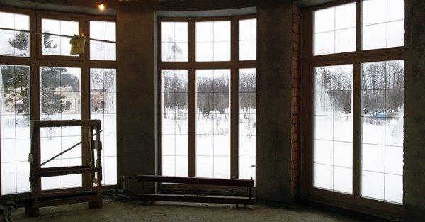 Фото 1 Качественные окна из алюминиевого профиля Rescara Доставка/Монтаж Киев 2364