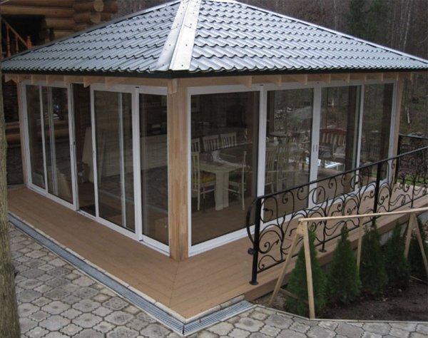 Фото 2 Качественные окна из алюминиевого профиля Rescara Доставка/Монтаж Киев 2364