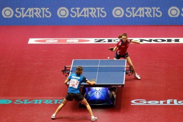 Фото 1 Спортивный линолеум для настольного тенниса TENNIS DE TABLE (Франция) 339401