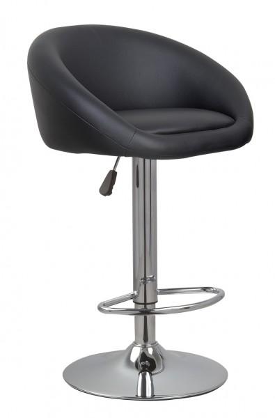 Табурет барный Друм черный Киев, купить барный стул Друм черный, белый характеристики, размер, отзывы