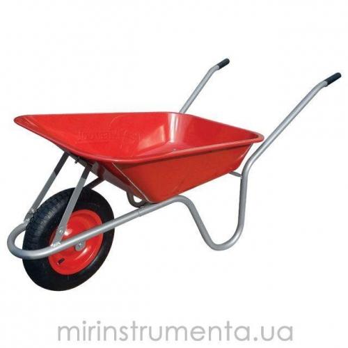 Тачка садово-строительная INTERTOOL WB-0613