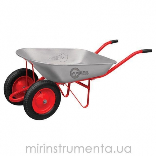 Тачка садово-строительная INTERTOOL WB-0623